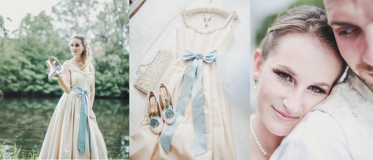 Hochzeitsdirndl für die Hochzeit in Tracht